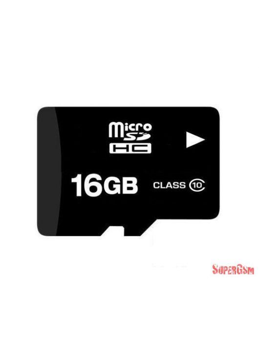 16 GB Micro SD HC memóriakártya